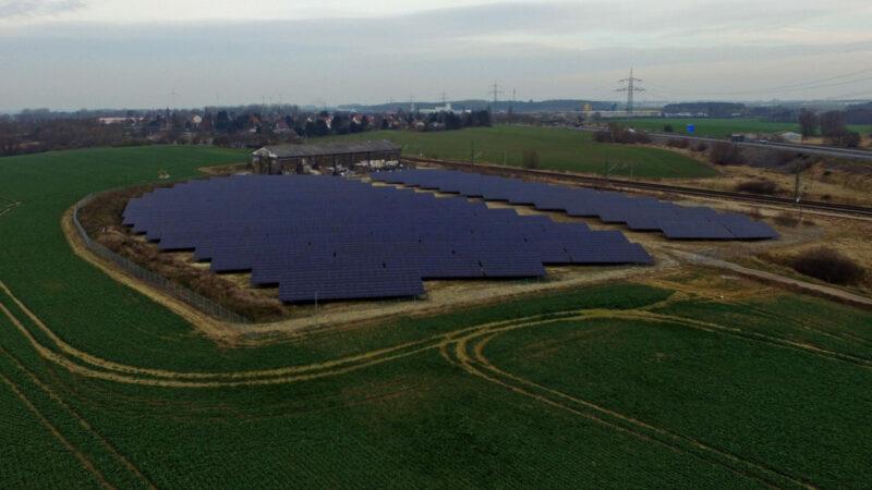 Planung Solarpark Kavelstorf