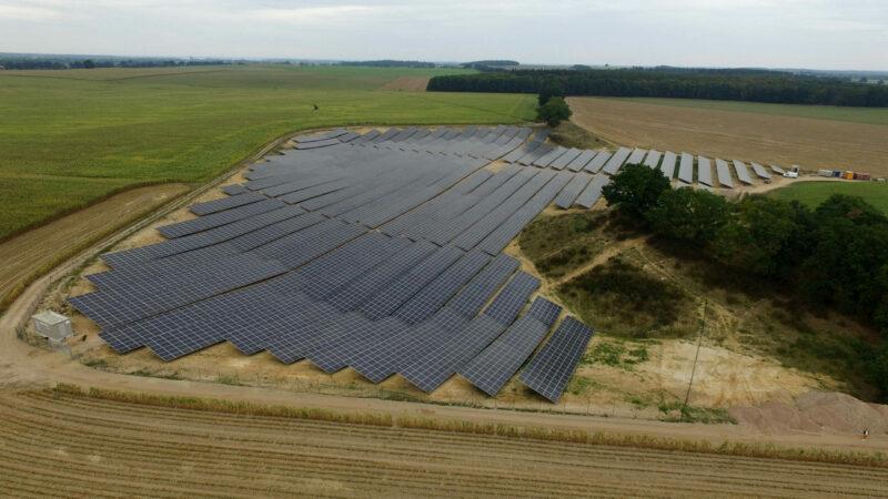 Solarpark Wildkuhl