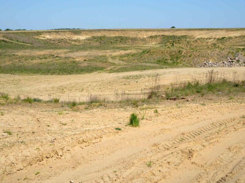Sandtagebau Wildkuhl