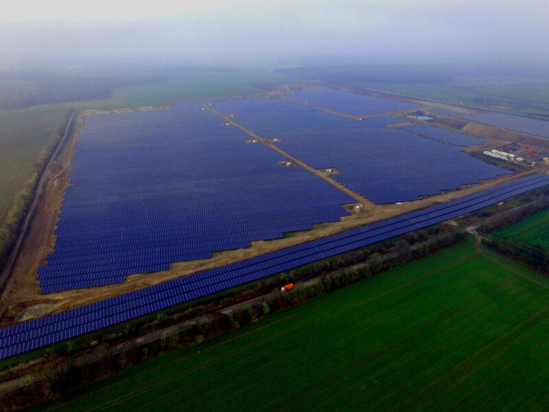 Solarpark Pfau GmbH Zietlitz